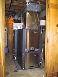 New geothermal heating/cooling system